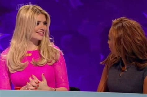holly willoughby celebrity juice  outrageous moment