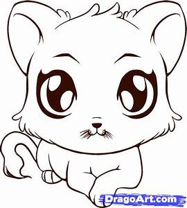 How to Draw Cute Animals, Step by Step, Pets, Animals ...