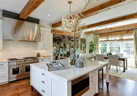 American Traditional Interior Design by American Farmhouse Style Mansion Idesignarch