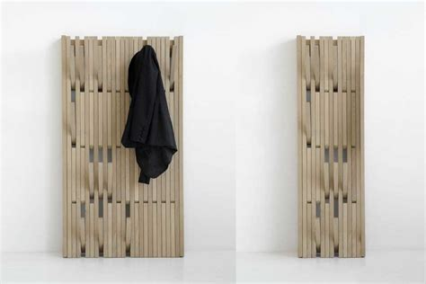 piano clothes rack by seha artkitektur