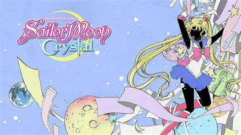 Sailor Moon Crystal, But Not Quite 'at A Glance'…