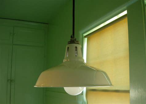 vintage barn lighting original benjamin electric vented