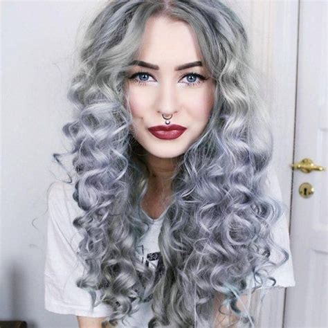 15 different types of perm hairstyle long perm hairstyles