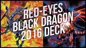 Red Eyes Black Dragon Deck Youtube