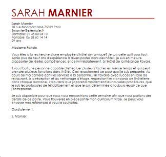 lettre de motivation employe de bureau exemple lettre de motivation employ 233 d h 244 tel livecareer