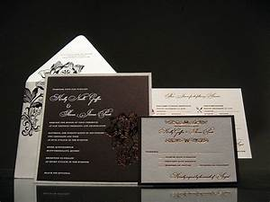 foil stamped wedding invitations dolce press With foil wedding invitations canada