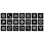 Android Menu Icons Icon Trash Os Provided