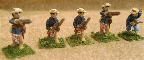 Rough Riders 15mm Figures For The Spanish-american And
