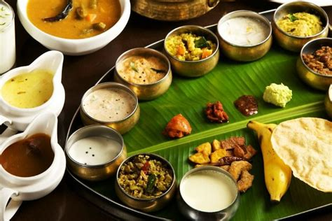 Kerala Food Paradises  Go On A Gastronomic Joy Ride