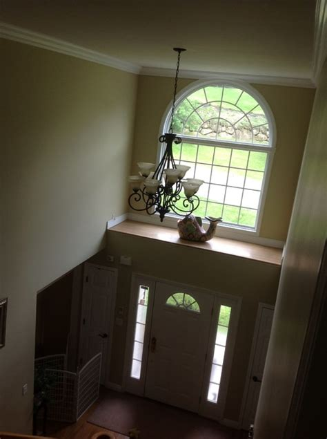 Chandelier For Two Story Foyer by Help With Foyer Chandelier