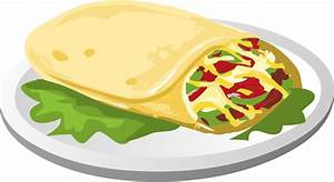 Free to Use & Public Domain Burrito Clip Art