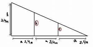 Fachwerkträger Berechnen : h hen bei einem dreieck berechnen a und h gegeben onlinemathe das mathe forum ~ Themetempest.com Abrechnung