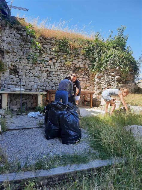 Eko HUB BLAGAJ/Novi Val održao drugu akciju čišćenja na ...