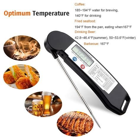 instant cuisine gdealer instant read thermometer the grilling