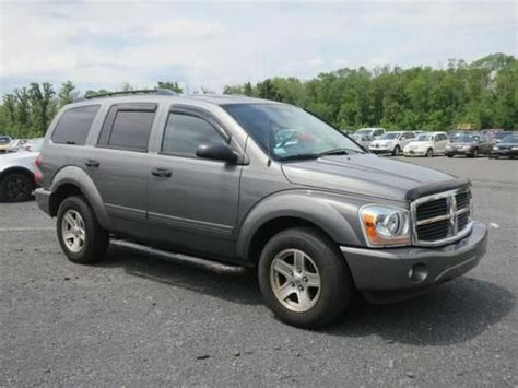 Sell Used 2005 Dodge Durango Slt With Leather Third 3rd