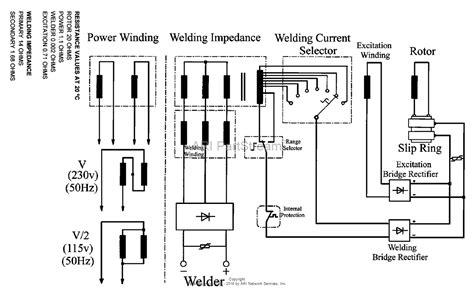 Lincoln Welder Wiring Diagram Arc