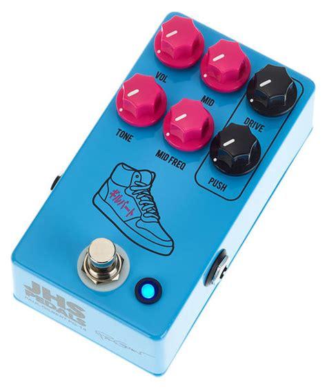 jhs pedals paul gilbert pg  distortion thomann uk