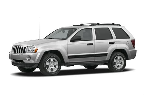 2005 Jeep Grand Cherokee Information