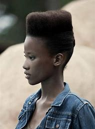 High Top Fade Natural Hair