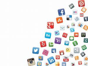 Social Networking Icons With Name | www.pixshark.com ...