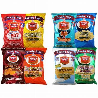 Snacks Better Detroit Bettermade States Dbusiness Whatsapp