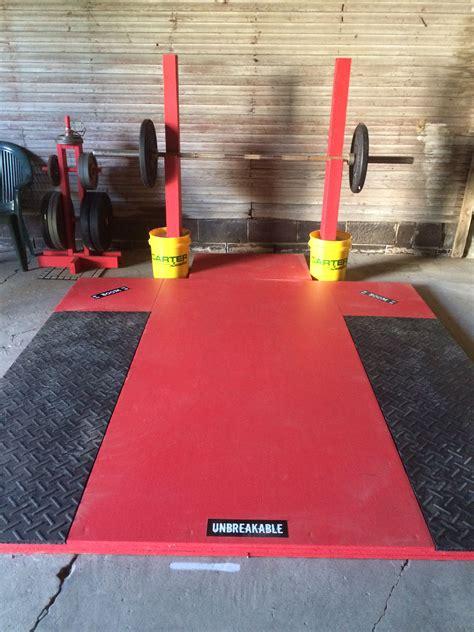 pin  garage gym diy