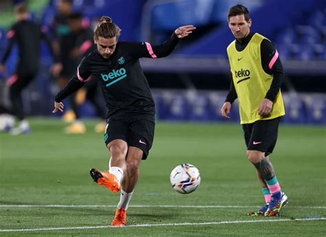 Barcelona star Antoine Griezmann will not cut his hair ...