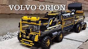 Lego Technic Erwachsene : volvo orion lego technic youtube ~ Jslefanu.com Haus und Dekorationen
