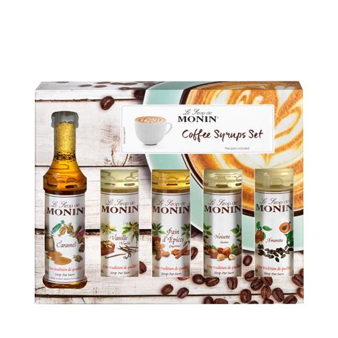 Top picks related reviews newsletter. MONIN Flavoured Coffee Set