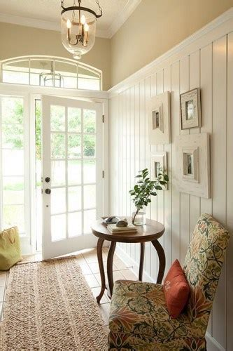 My Dream Home: 8 Entryway and Front Hall Decorating Ideas