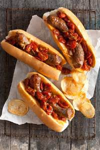 South African Boerewors Rolls