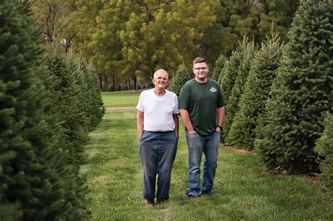 chester county pa christmas tree farms yeager s farm and market reigns as a tree institution line today december
