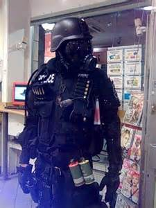 Police SWAT Tactical Gear