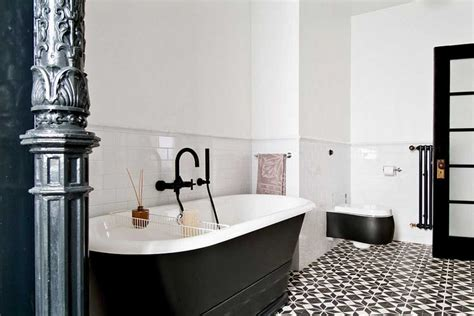 black and white bathroom ideas pictures black and white bathroom tile flooring ideas home