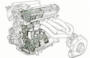 Bmw Turbo F1 Engine