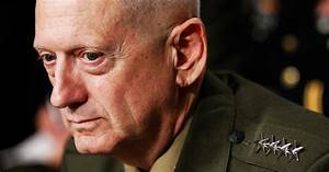 Travelling with James Mattis, Donald Trump's Pick for ...