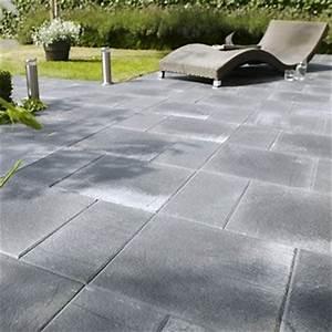 Dalle De Terrasse Castorama : les 25 meilleures id es de la cat gorie terrasse beton sur ~ Premium-room.com Idées de Décoration