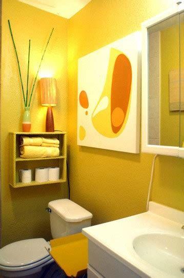 sunny yellow bathroom design ideas digsdigs