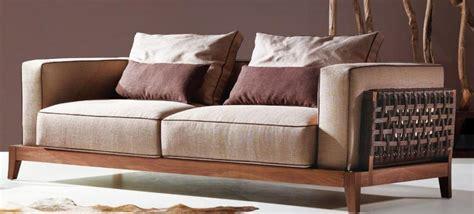 canapé convertible luxe et confort canape tissu luxe blues canap modulable en tissu de luxe
