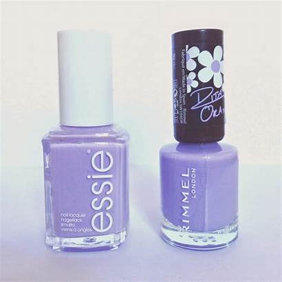 Essie Rimmel Nail Lilac Polish Polishes Nails