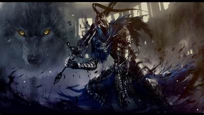 Souls Artorias Dark Knight Abysswalker