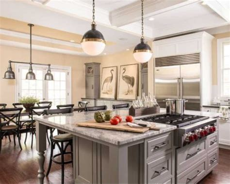 kitchen island with stove and seating kitchen island with cooktop and also with seating and oven