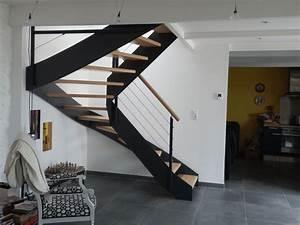 les escaliers modernes dootdadoocom idees de With peindre les contremarches d un escalier en bois 5 escalier en bois moderne avec contremarches photo 710