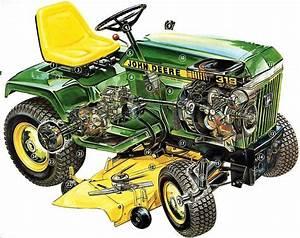 John Deere 318 Review  Specs  Price  U0026 Engine Features
