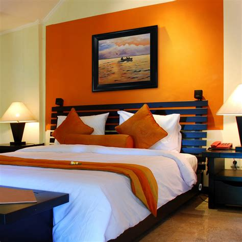 Oil Paintings For Bedrooms  Transitional Bedroom