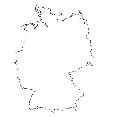 deutschland landkarten kostenlos cliparts kostenlos