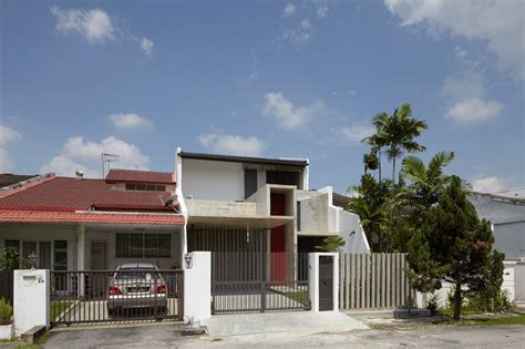 Home Terrace : Single Storey Peranakan Styled Home-interesting Single