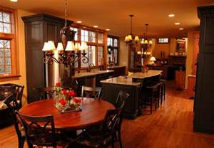 open kitchen floor plans with islands 9 kitchen design ideas for entertaining
