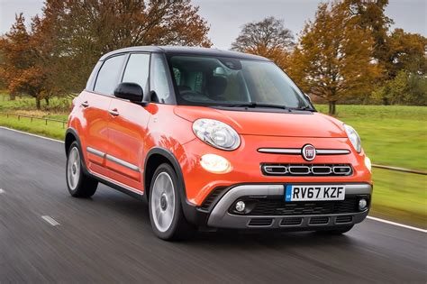 Review Of Fiat 500l by Fiat 500l Cross Review 2019 Parkers