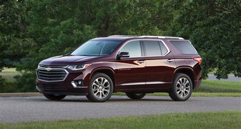 chevrolet crossover 2018 chevy traverse review the torque report
